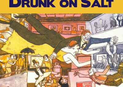 Drunk on Salt – by James Nolan