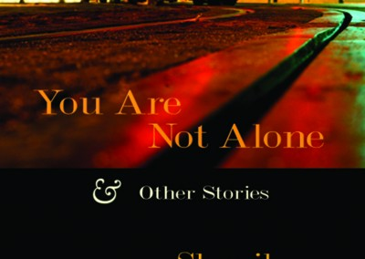 You Are Not Alone – by Sherril Jaffe