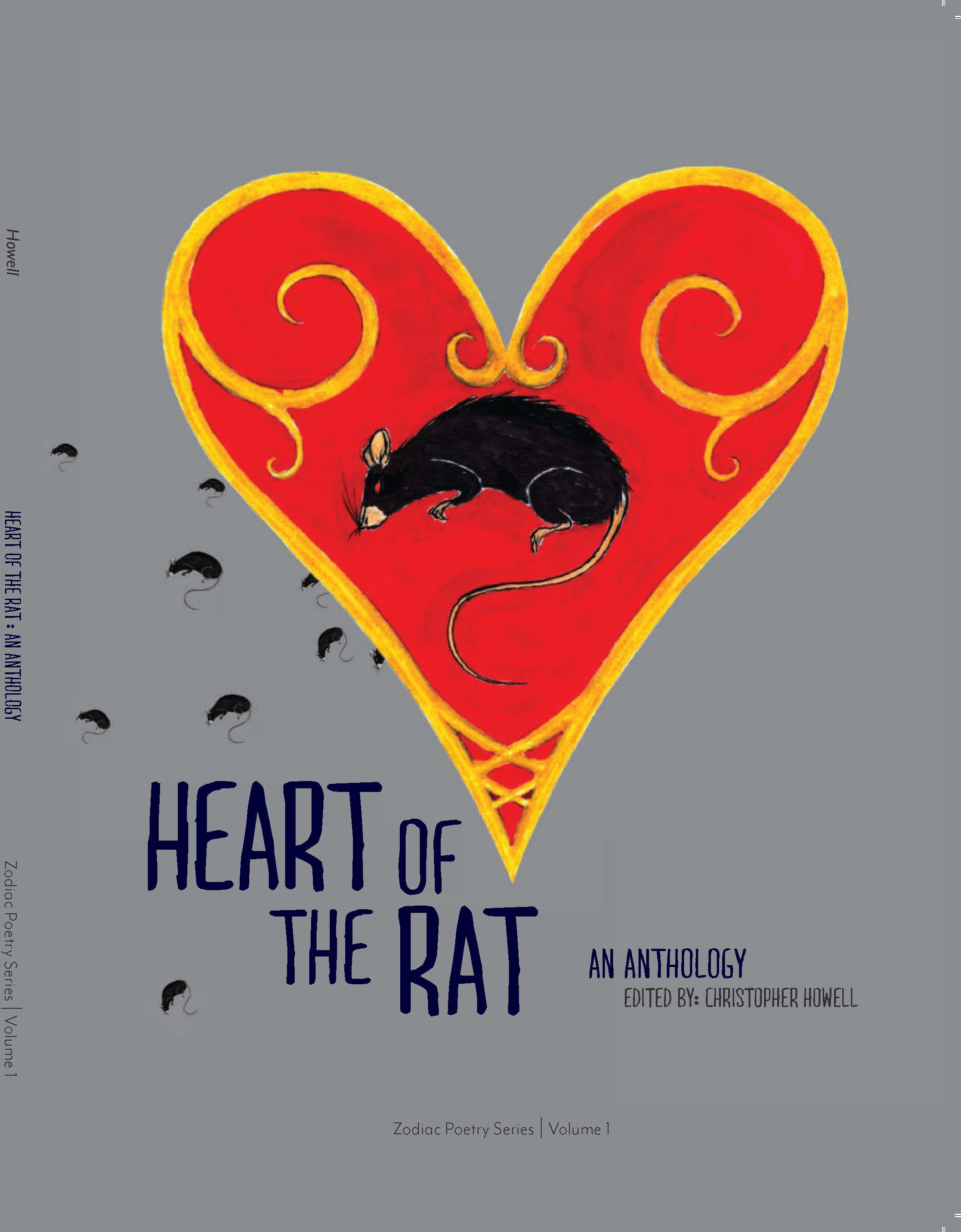 df6cea48298f Heart of The Rat  An Anthology - Willow Springs Books