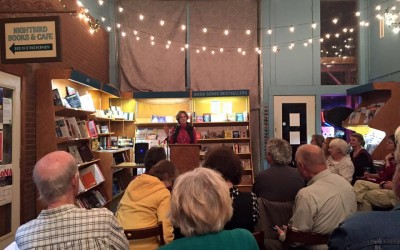 Nightbird Books hosts Molly Giles